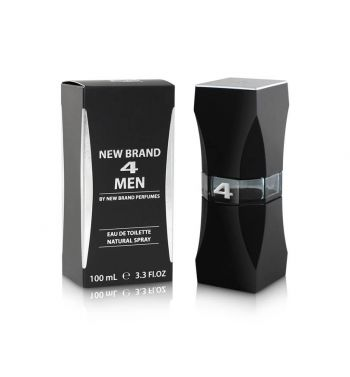 Agua de Colonia Original New Brand 4 Men 100ml