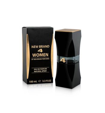 Agua de Perfume Original New Brand 4 Women 100ml