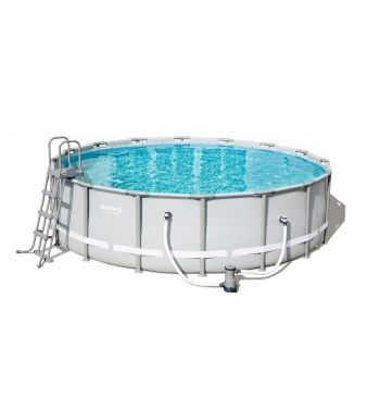 Piscina Bestway Power Steel 488x122cm con Depuradora