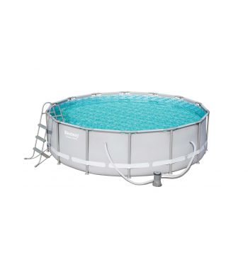 Piscina Bestway Power Steel 427x107cm con Depuradora