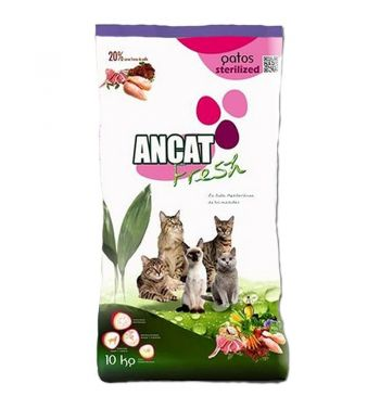 Pienso para Gatos ANC Fresh Cat Sterilized 10kg