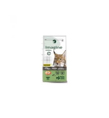 Pienso para Gatos Imagine Cat Hairball 2kg